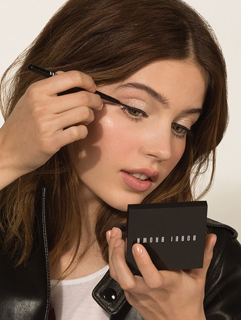 Line My Bobbibrown com Eyes How To