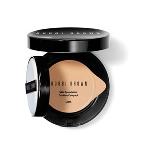 Skin Foundation Cushion Compact SPF 30 with Empty Compact – Porcelain